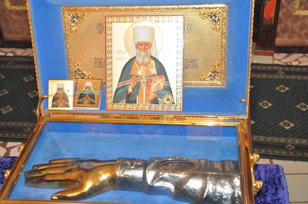 Святые мощи святителя Макария